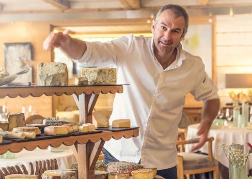 Chef Yoann Conte