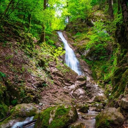 Circuit des cascades de Villaz